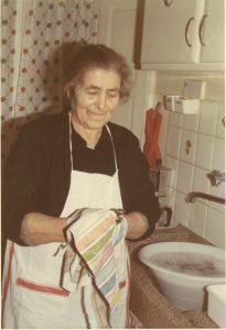 Giannina Ciampi: maestra di alta cucina e materassaia.